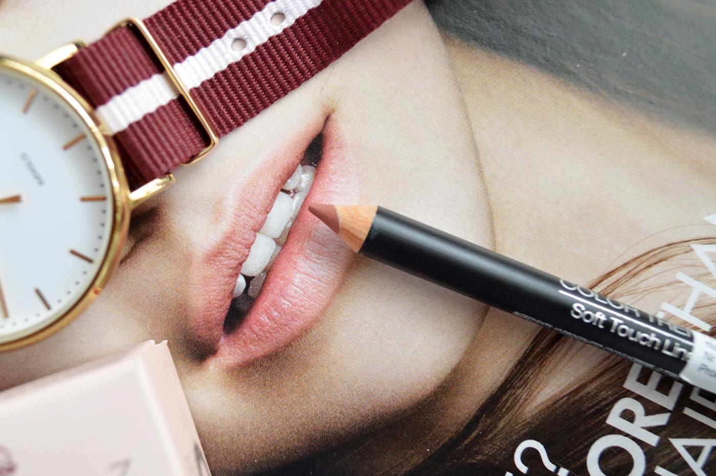 Liferia Konturówka do ust w kolorze Caramel Postquam
