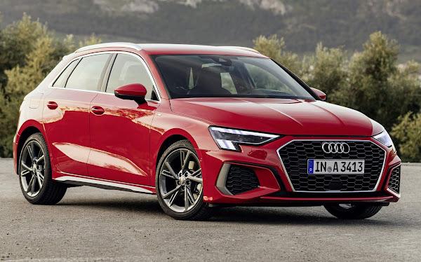 Audi A3 2022 1.4 TSI: preço de R$ 230 mil em pré-venda - Brasil
