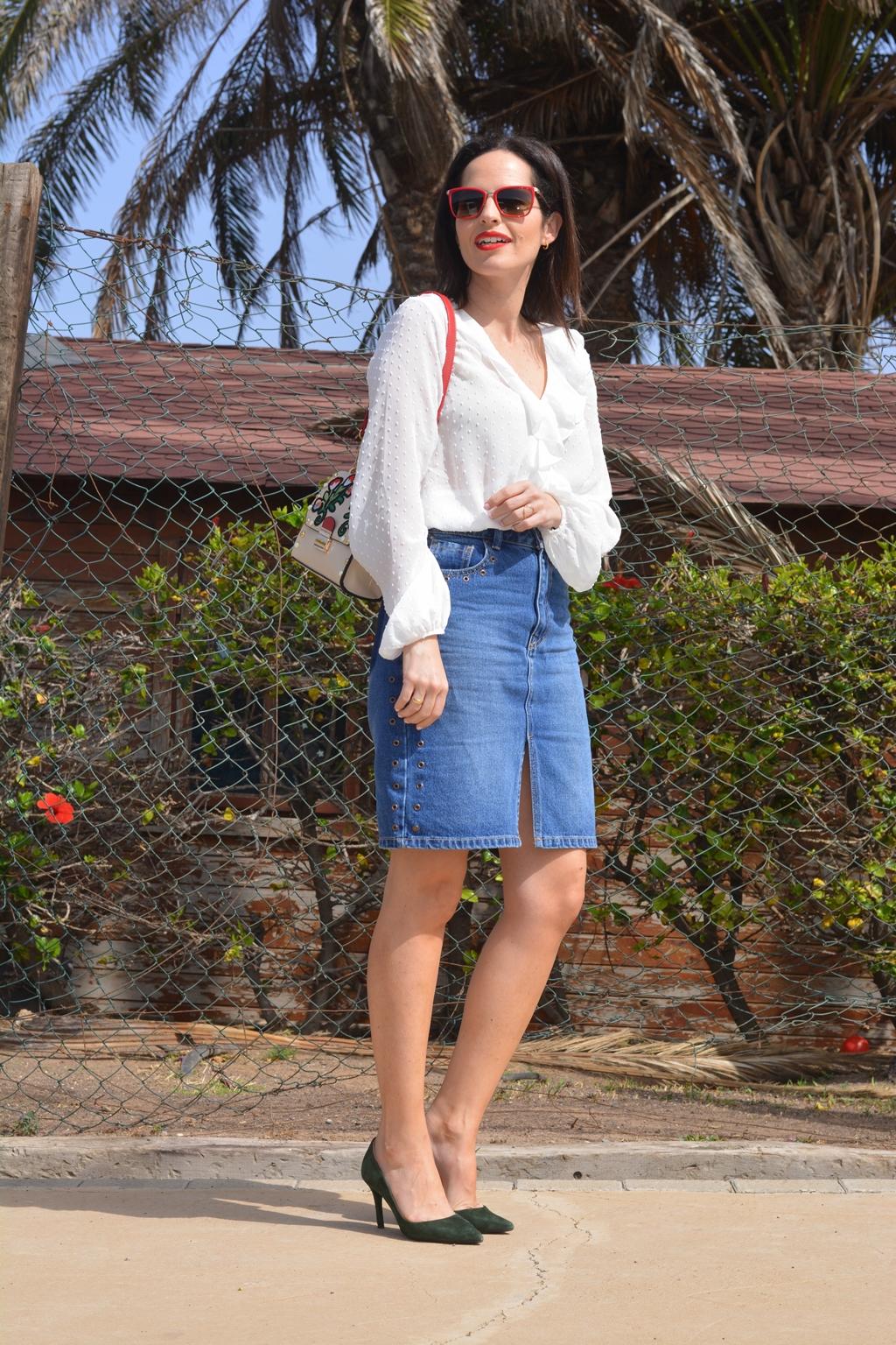 outfit-falda-denim-body-plumeti-street-style