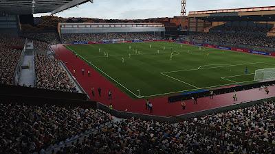 PES 2020 Stadium De Oude Meerdijk