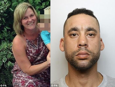 Mother dies after boyfriend poured paint down her throat, battered her with iron, and burned her alive