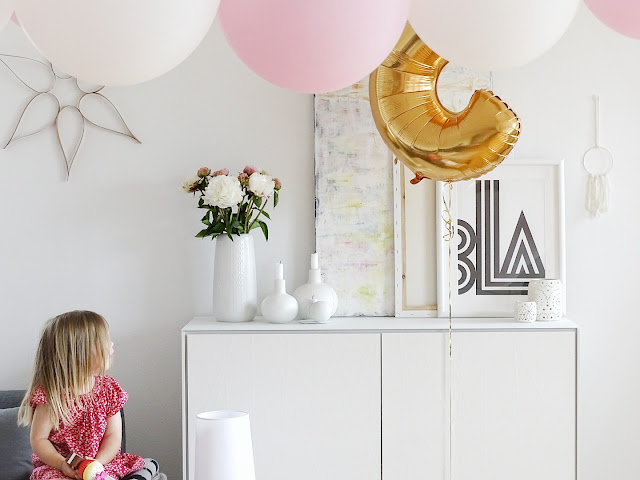 DIY-Geburtstagsdeko mit Ballons - www.mammilade.blogspot.de - 5 Lieblinge, Momente und Fotomotive der Woche