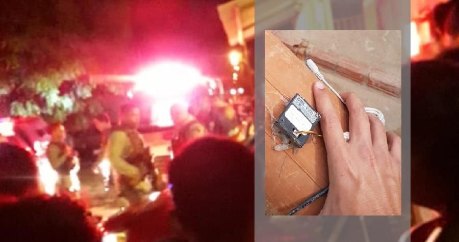 Homem que instalou câmera no telhado de vizinha para espioná-la, sofre tentativa de assassinato em Juazeiro (BA), de acordo com populares