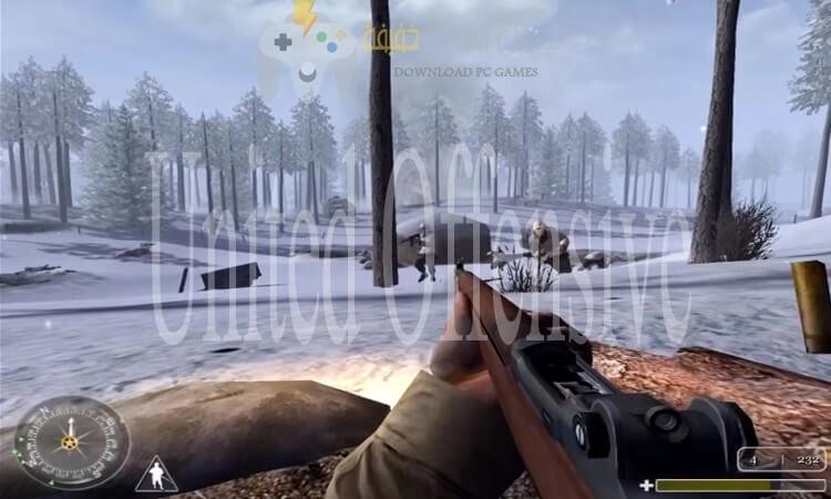 تحميل جميع اجزاء لعبة Call of Duty مضغوطة