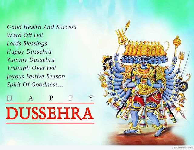 Essay on Dussehra for Children