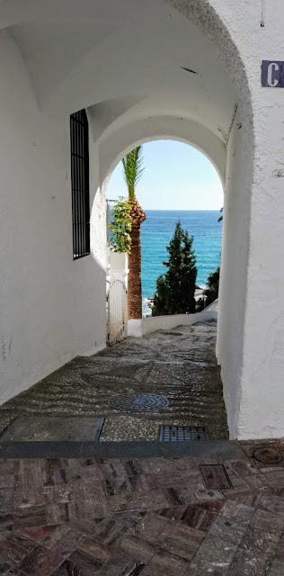 Malaga, Nerja - zwiedzanie, rady, zdjęcia
