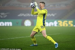 Sun: Dean Henderson 'expects to be No 1 at Manchester United next season'