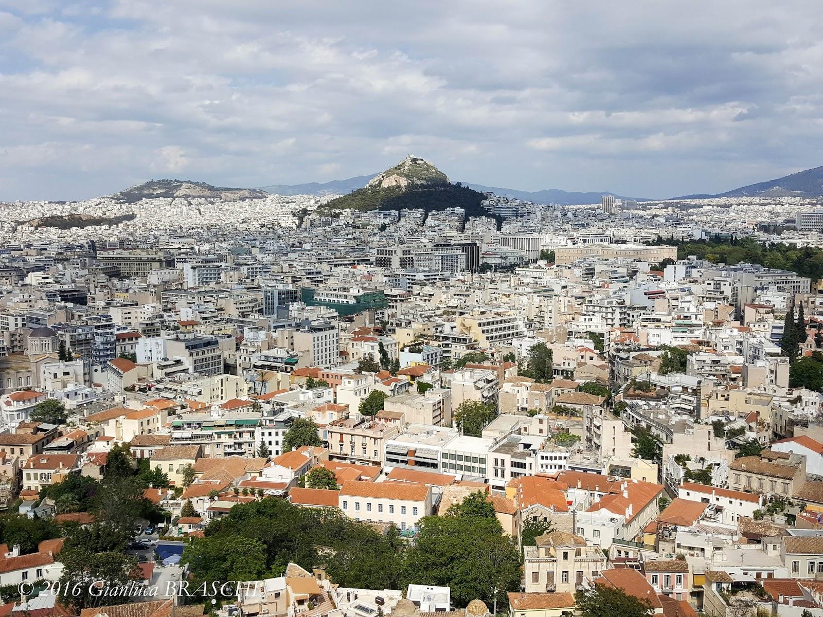 Atene nel sangue