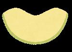 フルーツのマーク(梨)