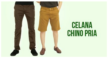 celana chino murah