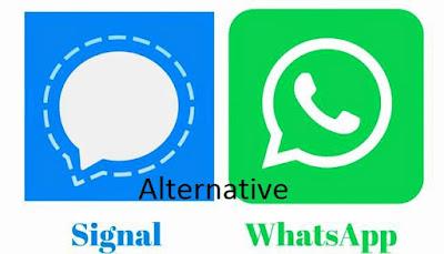 WhatsApp Alternative App Signal