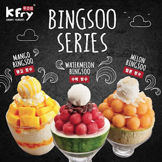 Kfry New Bingsoo Series Malaysian Foodie