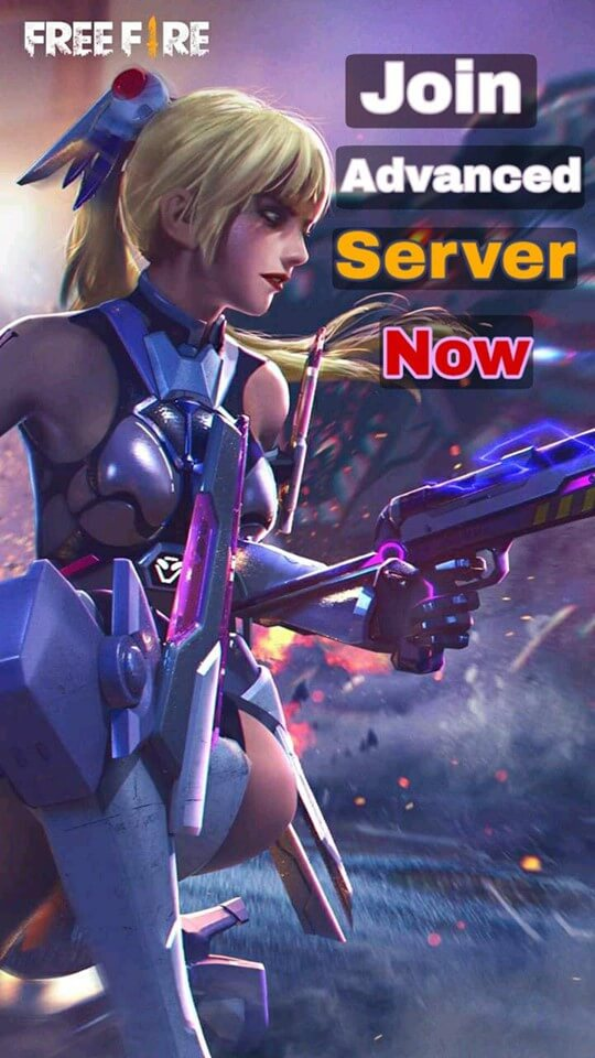 How To Join The Free Fire Advanced Server Join Now Online Tech