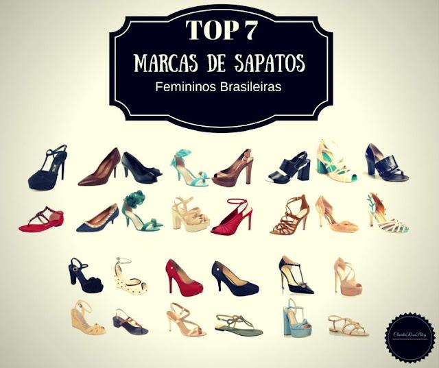Top 7 Marcas de Sapatos Femininos Brasileiras