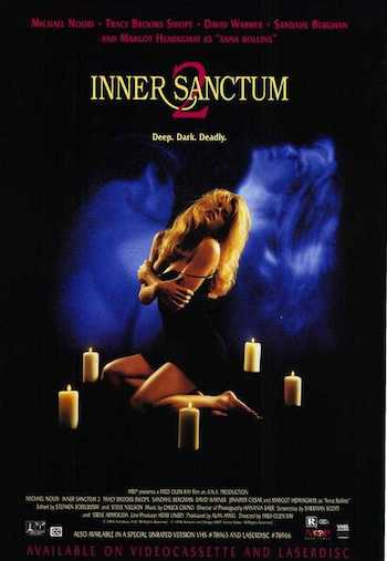 Inner Sanctum II (1994) UNRATED Dual Audio Hindi 480p DVDRip 280mb