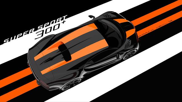 シロン・スーパースポーツ300+