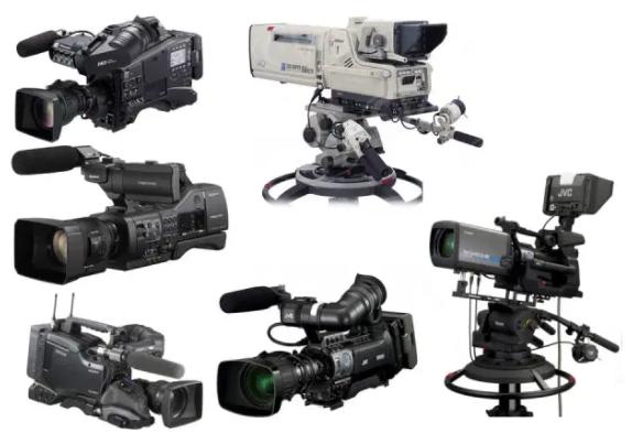Jenis Kamera Video Profesional