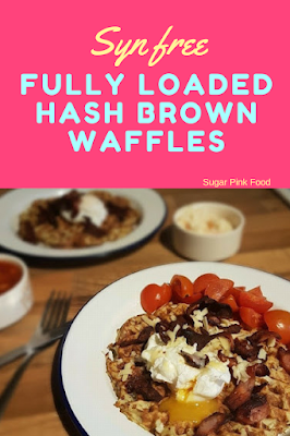 Slimming world fully loaded hash browns recipe