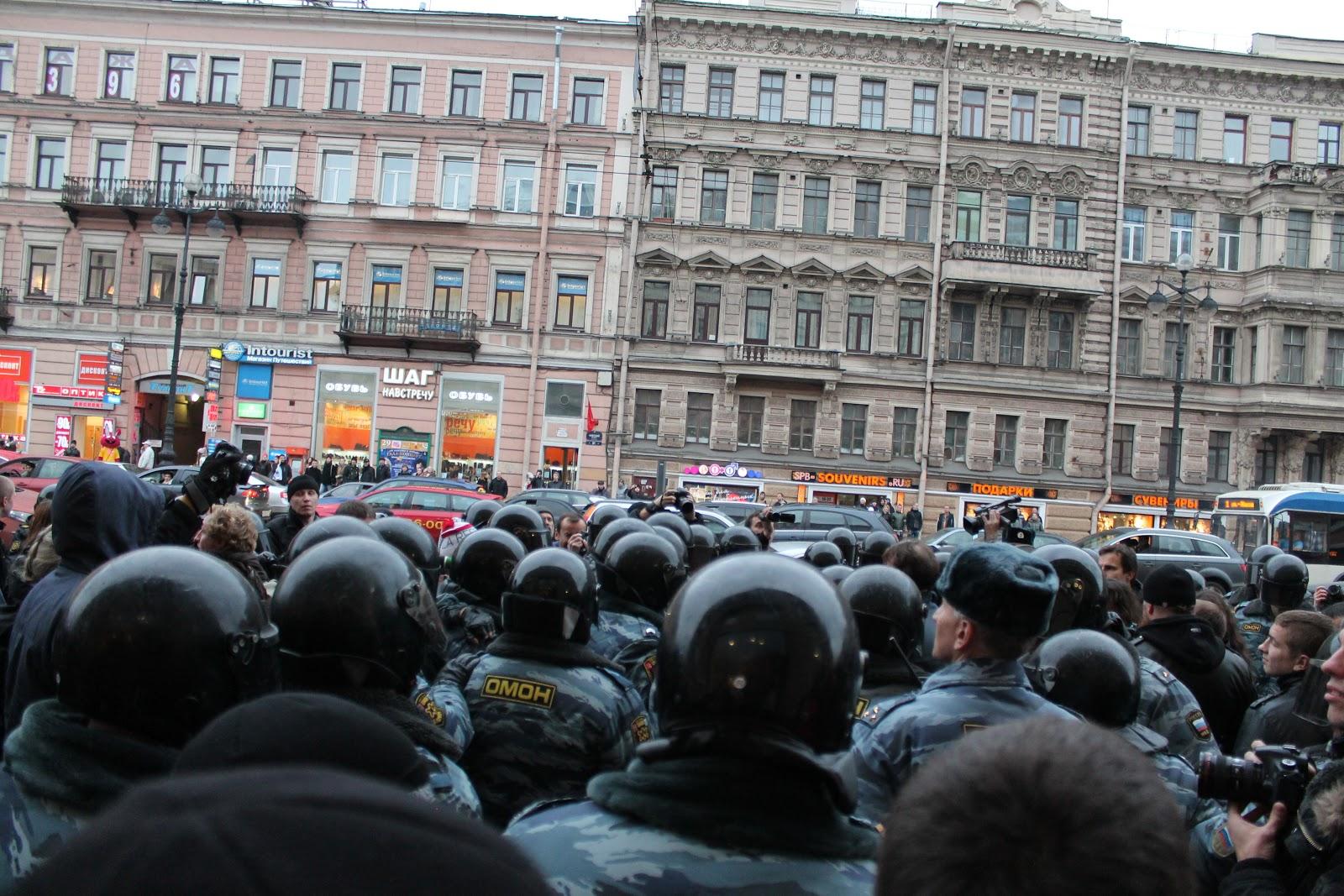 Репрессии против Русского Марша: последние новости