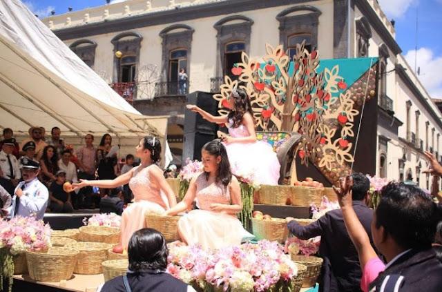 Vota por tu Reina de la Feria de La Manzana 2019.