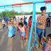 PRESSÃO NEWS: VEREADOR EDSON LARANJEIRA (PRTB)  FECHA O ANO COM CHAVE DE OURO ENTREGANDO UM PARQUE INFANTIL PARA COMUNIDADE DO POVOADO DE MORCEGO E CESTAS BÁSICAS A FAMÍLIAS CARENTES