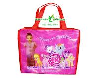 tas ultah little ponny murah, tas ultah little pony, souvenir little pony, tas souvenir ultah little pony