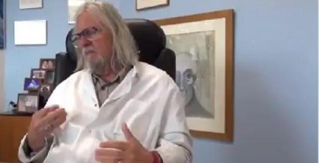 Καθηγητής Λοιμωξιολογίας: ΜΜΕ και πολιτικοί έχουν προσδώσει στα εμβόλια θρησκευτική χροιά. Είναι άρρωστοι. ΒΙΝΤΕΟ