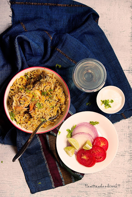 how to make Chicken Yakhni Pulao recipe