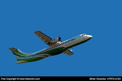 ATR72 EC-KYI
