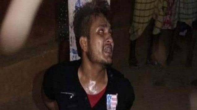 एक और विवाद सामने   जय श्री राम के नारे लगवाने  से इंकार करने पर  ट्रेन से मुस्लिम युवक फेका, सुनाई दर्द भरी कहानी