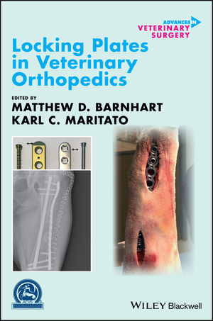 Locking plates and implants in veterinary orthopedics - WWWW.VETBOOKSTORE.COM
