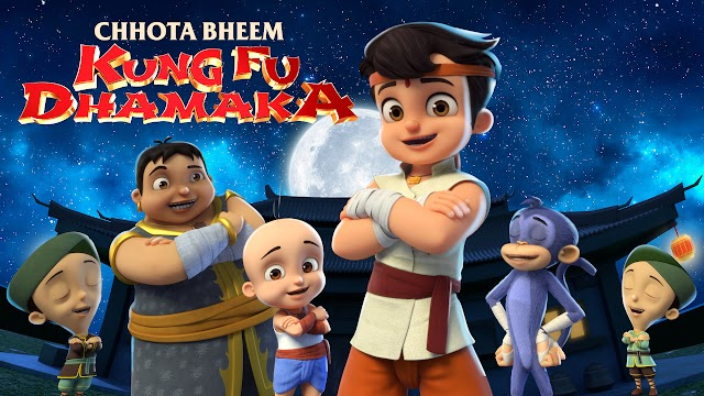 Chhota Bheem Kung Fu Dhamaka (2019) Hindi Movie Download FHD