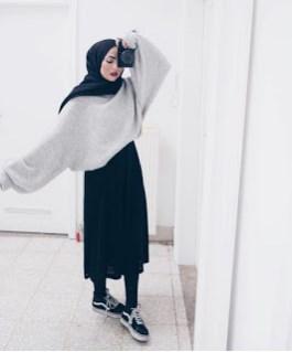 fashion hijab remaja masa kini