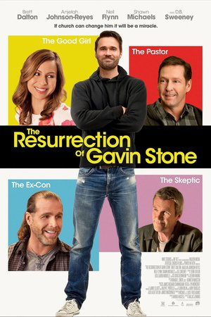 Poster The Resurrection of Gavin Stone 2016
