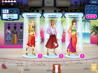 Gratis Game Wanita Sexy Fashion Show Dress Up