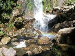 waterfall in sikkim
