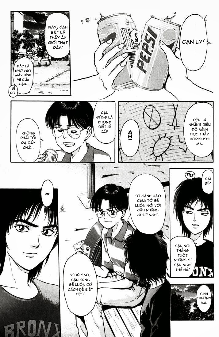 Psychometrer Eiji chapter 58 trang 20