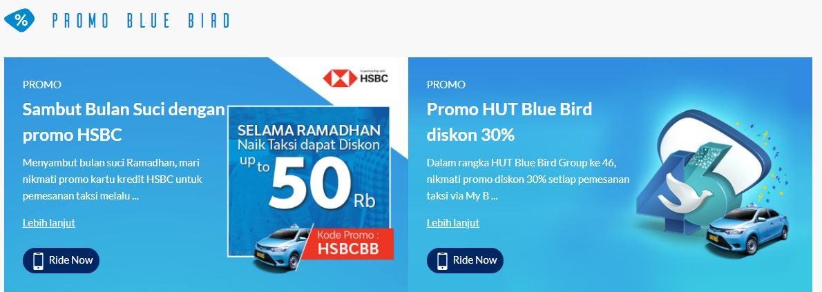 promo bluebird