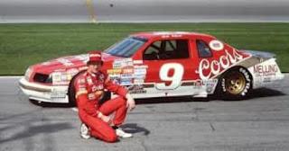 Bill Eliott Race Car