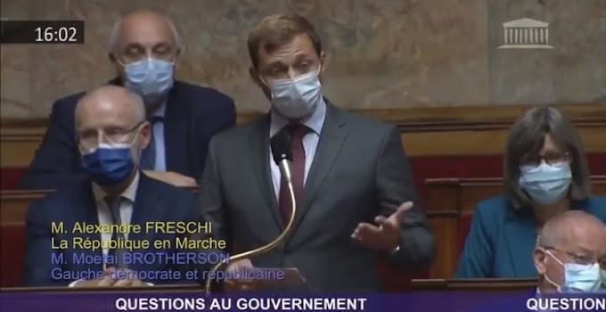 Un diputado francés del partido gobernante exige a su gobierno que cumpla las sentencias del TJUE con los recursos naturales del Sáhara Occidental.