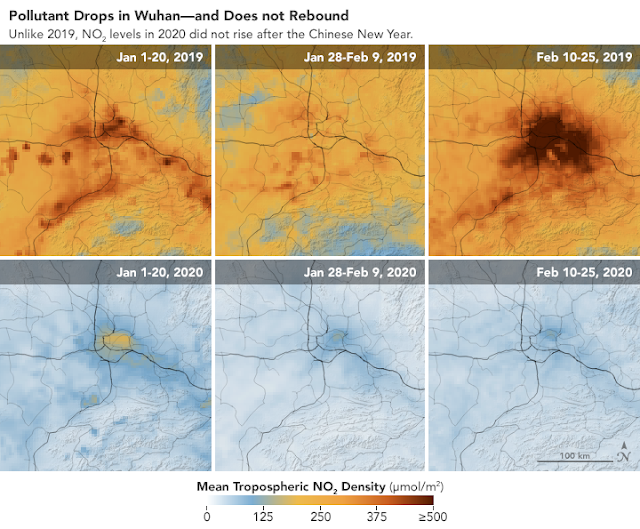 Pollutant_Drops_in_wuhan_china_due_to_covid19_pandemic