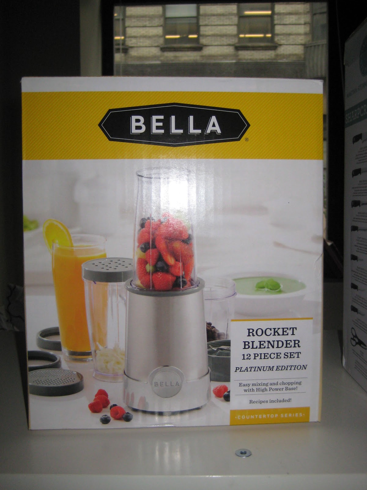 CityInBetween: First Impression: Bella Rocket Blender vs ...