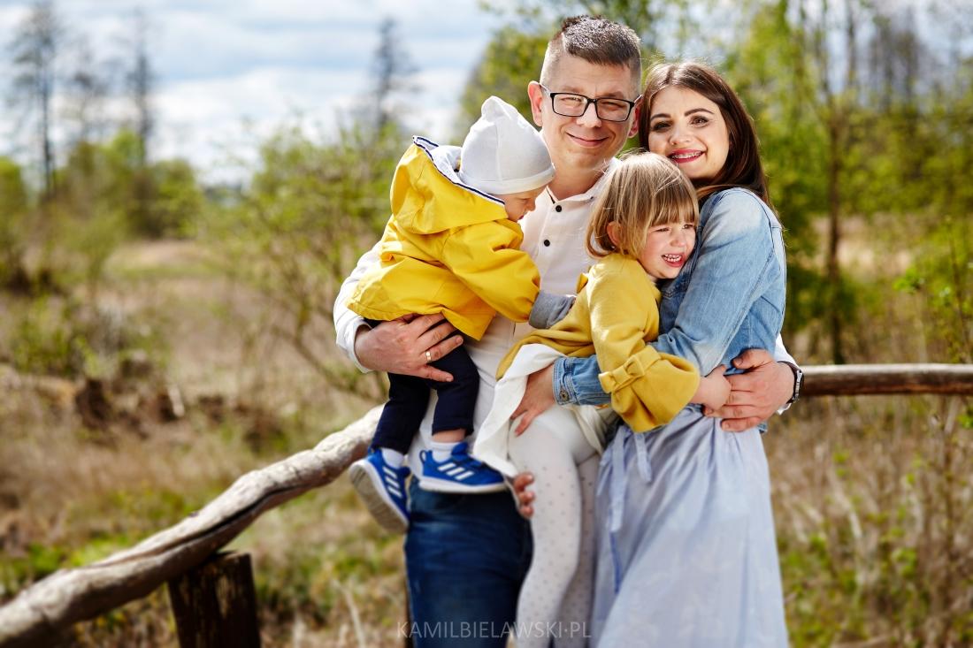 sesja rodzinna Biała Podlaska