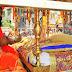 শিখ গুরু গুরুনানকের ৫৫০ তম জন্মদিবস উপলক্ষে শোভাযাত্রা ও গ্রন্থসাহেব এল বর্ধমানে