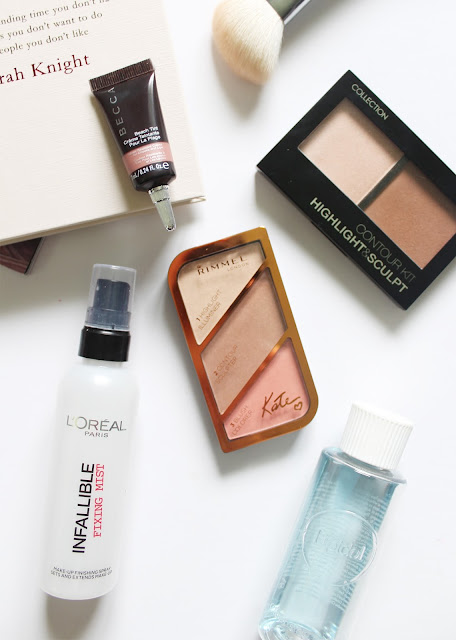 MOST LOVED | June '16 - Becca, Lipidol, L'Oreal, Collection + Rimmel - CassandraMyee