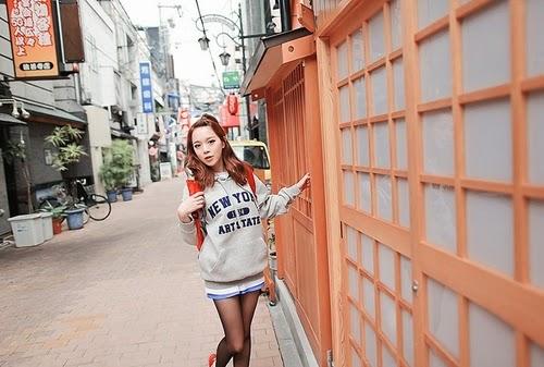 แฟชั่นเกาหลี