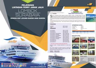Backpackeran Murah - Jadwal Kapal KMP Surabaya Lombok Menantimu