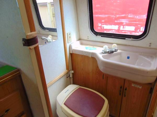 Used Rvs 1991 Toyota Dolphin Motorhome For Sale By Owner