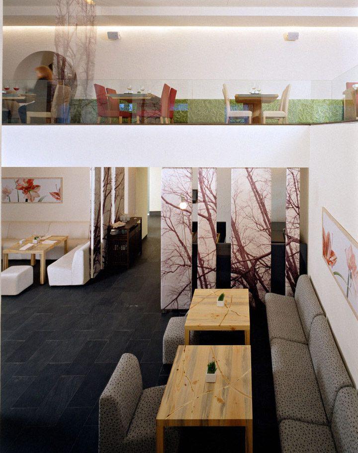 thiết kế nội thất quán cafe độc đáo 4
