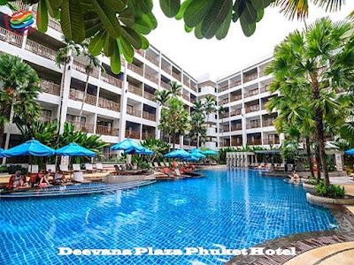 Deevana Plaza Phuket Hotel